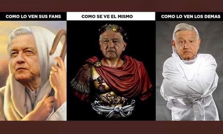 AMLO, SIN LIDERAZGO, CAPACIDAD, EQUIPO Y…