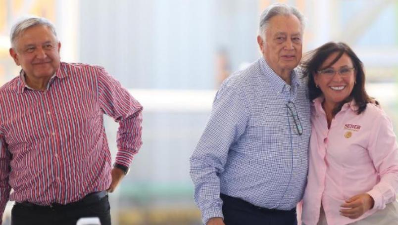 EL COMPADRE DE NAHLE, GOLPE BAJO AL PRESIDENTE AMLO Y A LA 4T