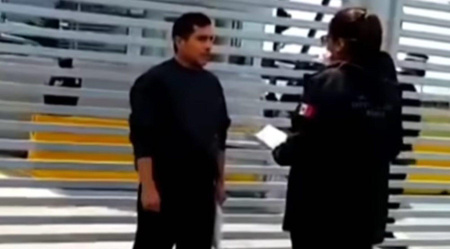 """EN DESPEÑADERO, SECRETARIO DEL JUZGADO QUE LIBERÓ A """"EL MOCHOMO"""""""