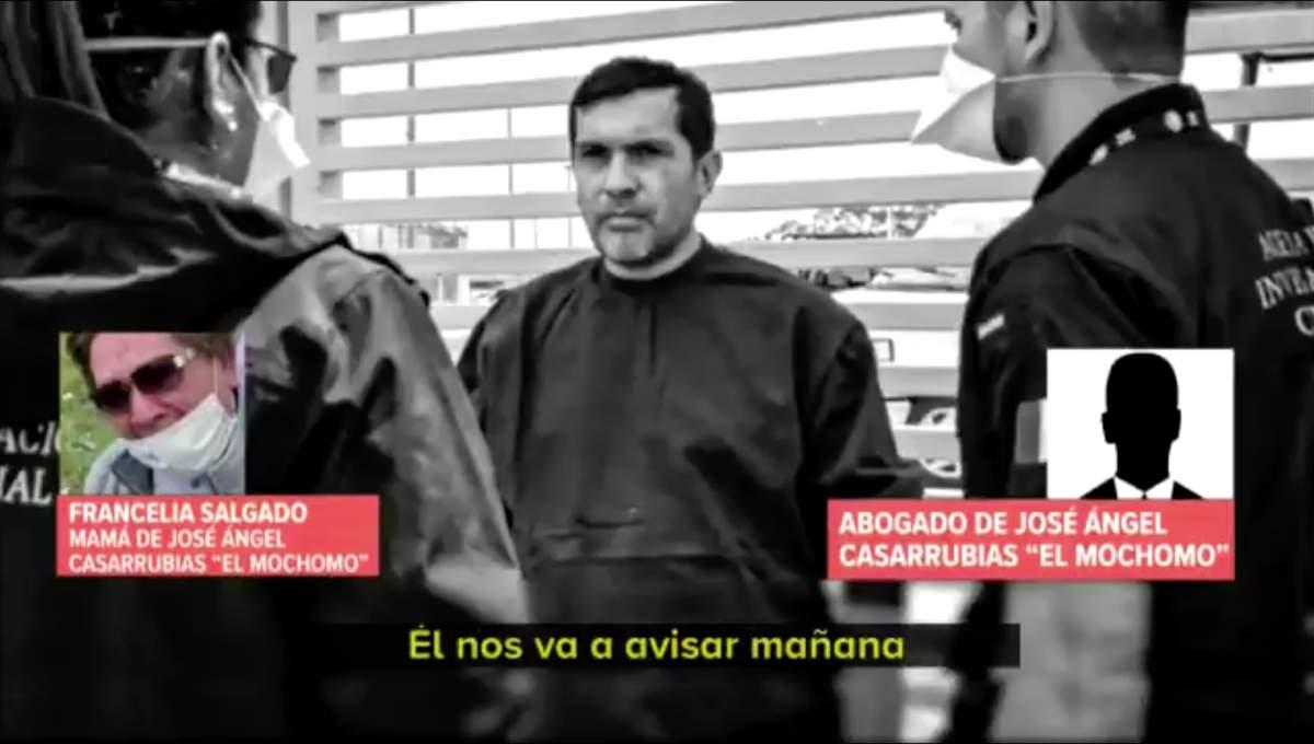 """REVELAN GRABACIÓN SOBRE SOBORNO EN LIBERACIÓN DE""""EL MOCHOMO"""""""