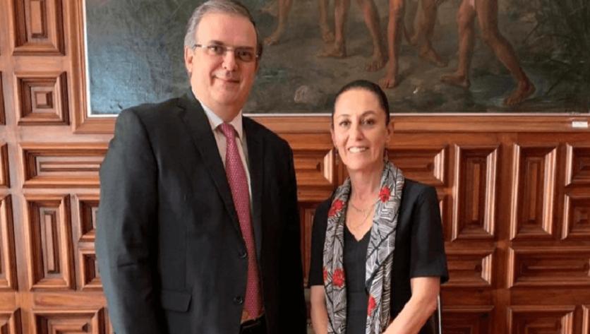 CLAUDIA Y MARCELO, EN LA SUCESIÓN PRESIDENCIAL