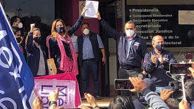 RESUCITAN PARTIDOS PARAESTATALES, ¡COMO EN EL VIEJO PRI!