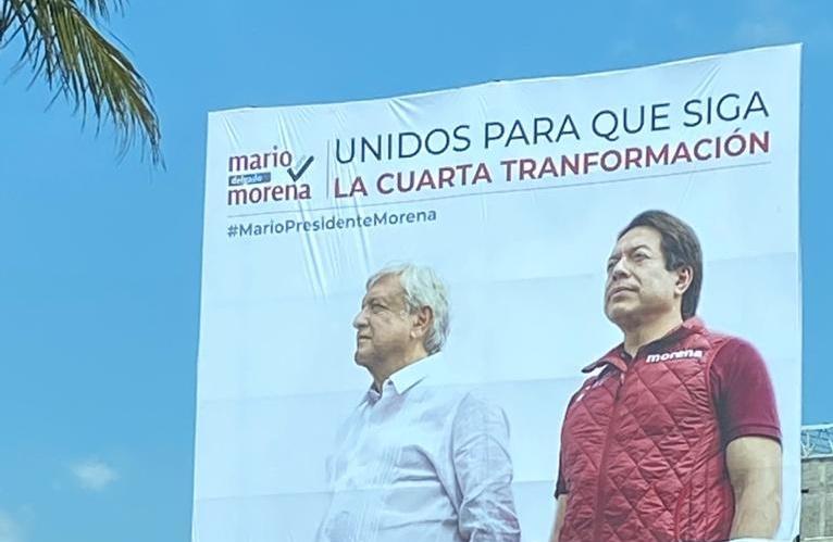 DISCURSO DEL FRAUDE SI PIERDE MORENA ELECCIÓN DE JUNIO