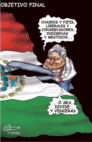 ¿SERÁ MÉXICO PAÍS QUE NO TIENE REMEDIO?
