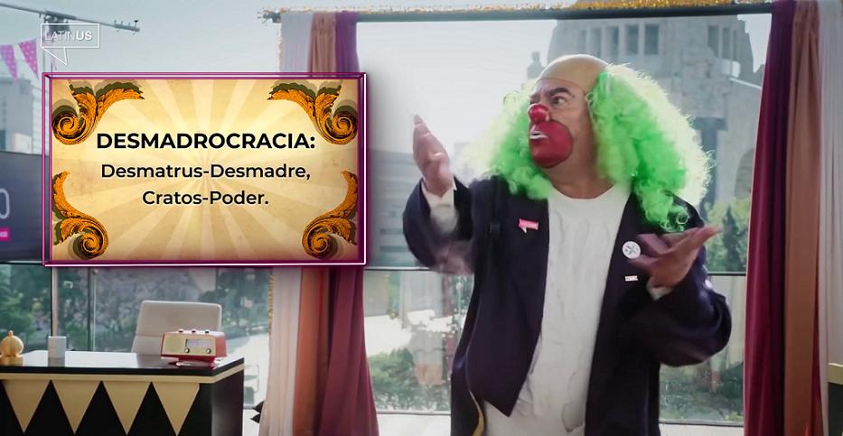 LA DESMADROCRACIA | VIDEO | SÁTIRA POLÍTICA