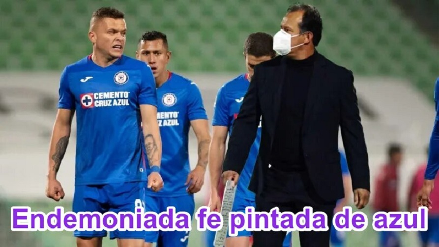 OTRA GRAN JORNADA DE CRUZ AZUL