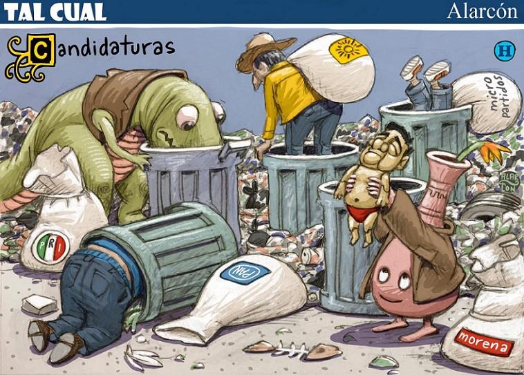 PADECE EL INE AMBLIOPÍA EN ANÁLISIS DE CANDIDATURAS