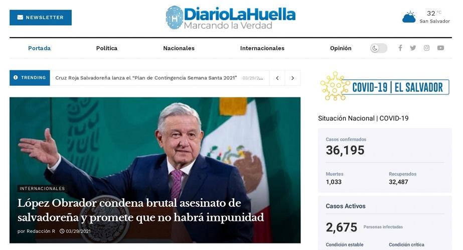 CORREN RÍOS DE TINTA EN EL SALVADOR POR CRIMEN DE VICTORIA EN TULUM