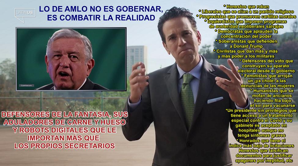 CONTRADICCIONES DE AMLO | VIDEO