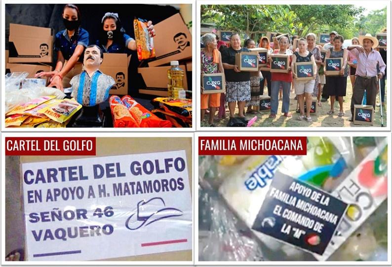 ESPACIO DEL NARCO, NO DEL GOBIERNO, CASI 35% DEL TERRITORIO MEXICANO: EU