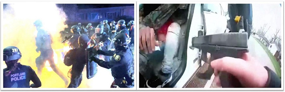 ARDE MINNEAPOLIS ¡OTRA VEZ!.. OTRO HOMBRE DE COLOR ASESINADO POR POLICÍA