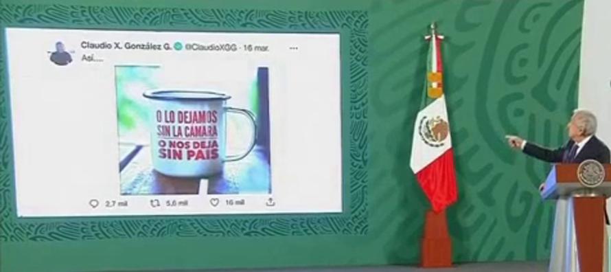 EL FUROR DE AMLO CONTRA SUS CRÍTICOS EN PERIODISMO Y LETRAS | VIDEO