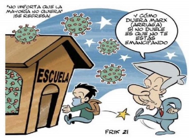 ¿CRIMEN DE LA 4T CONTRA LA NIÑEZ? | APUNTE DE HECHO DIGITAL