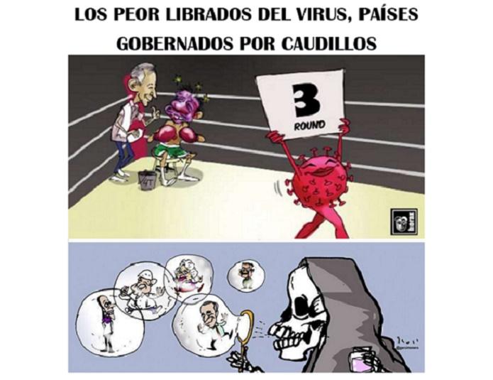 NOS TOMARÁ UN PAR DE AÑOS MÁS DOMAR EL VIRUS