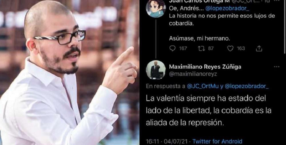 OFENSIVO, HIJO DEL PRESIDENTE DE NICARAGUA CONTRA AMLO: REVIRE DE LA SRE