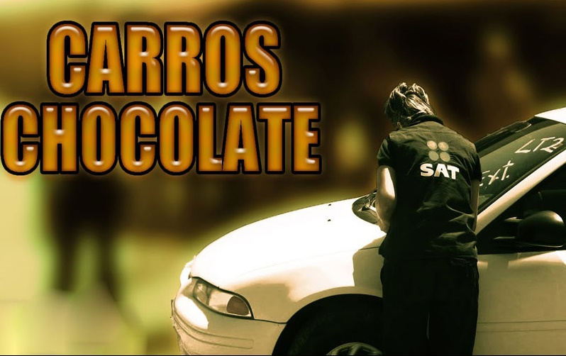 """SE RESTABLECE REGULARIZACIÓN DE VEHÍCULOS """"CHOCOLATE"""" EN MÉXICO"""