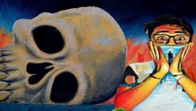 DOLOROSAS IMÁGENES DE MALAVENTURA QUE NO ESCARMIENTAN A LA INSENSATEZ