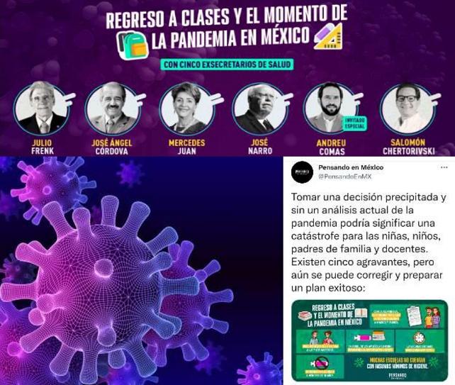 EL PEOR MOMENTO PARA REABRIR ESCUELAS   VIDEO DE SUMO INTERÉS PARA PADRES DE FAMILIA