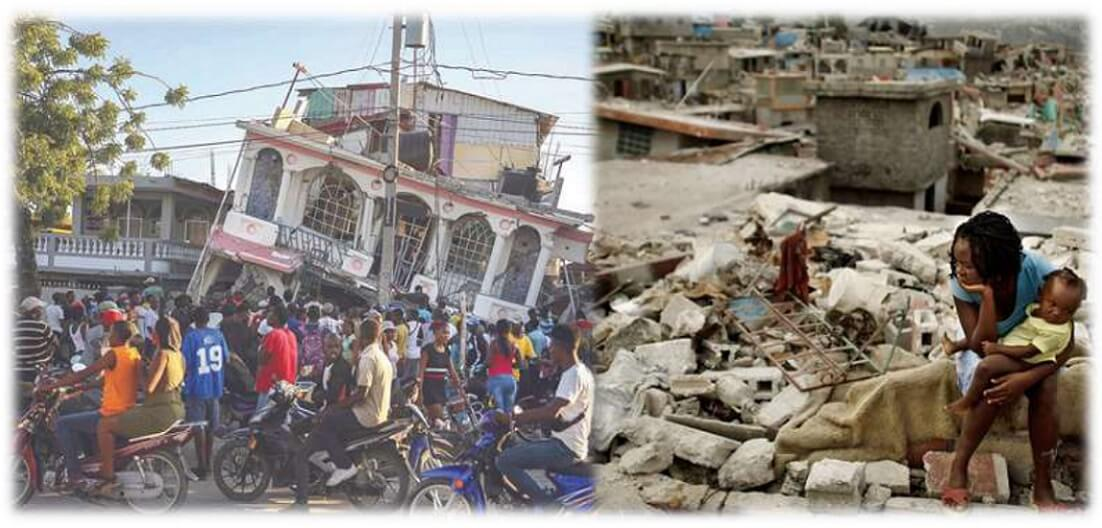 ¿MÁS DE MIL MUERTOS EN HAITI?