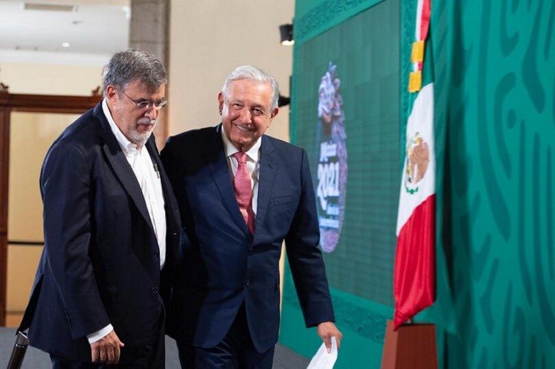 ¿QUÉ ENCIERRA AGRADECIMIENTO DE 5 ESTRELLAS A JULIO SHERER IBARRA POR PARTE DE AMLO?