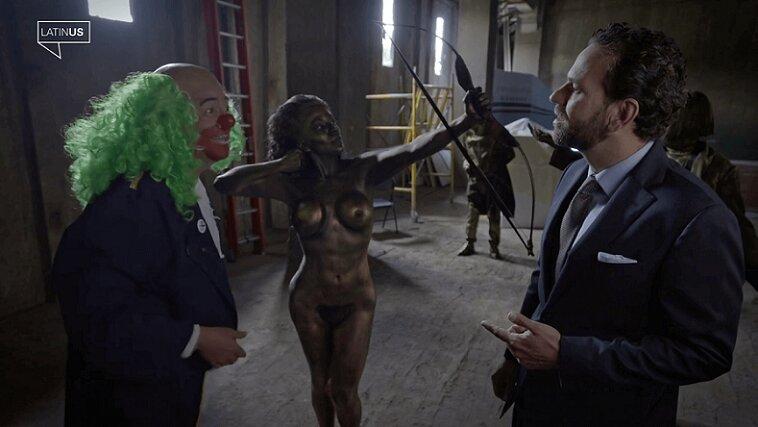 LAS VACILADAS DE BRONCE DE AMLO | VIDEO