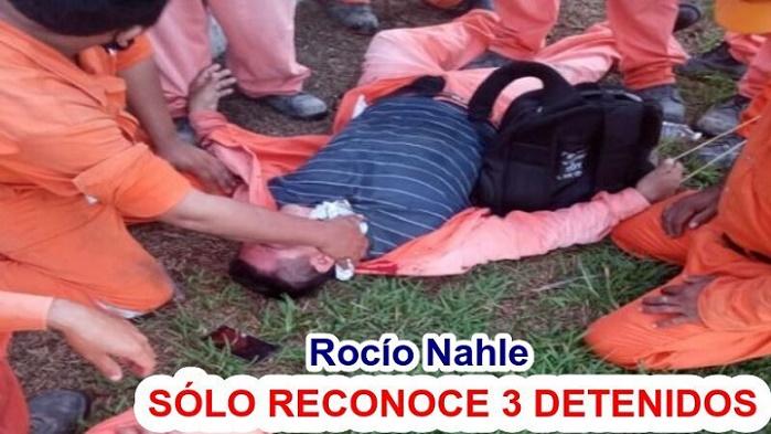 """NADA GRAVE"", DICE SOBRE ENFRENTAMIENTO SANGRIENTO EN DOS BOCAS"