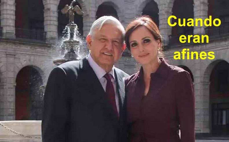 ¡CUIDADITO!: AMLO A SIMPATIZANTES QUE DESEAN HACER DAÑO A LILLY TÉLLEZ