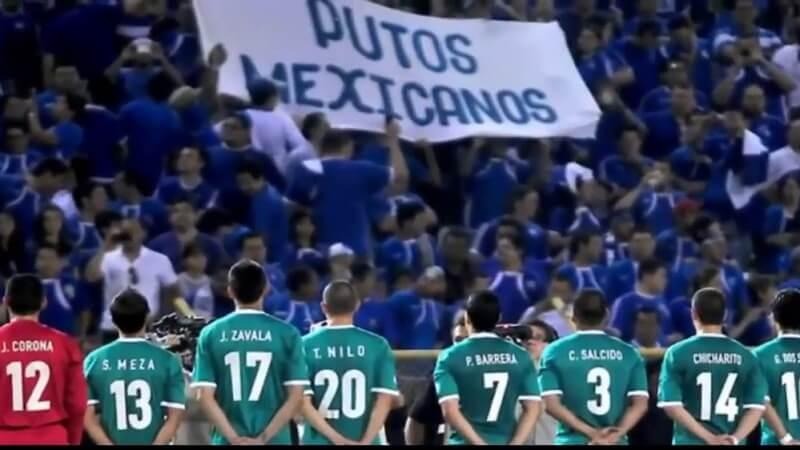 LA GUERRA QUE NO NECESITA SER DECLARADA, MÉXICO VS EL SALVADOR